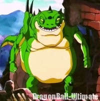 Ryan Shinron, dans Dragon Ball GT