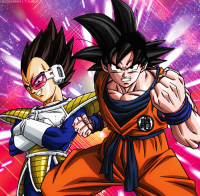 L'Arc Saiyans dans Dragon Ball Kai
