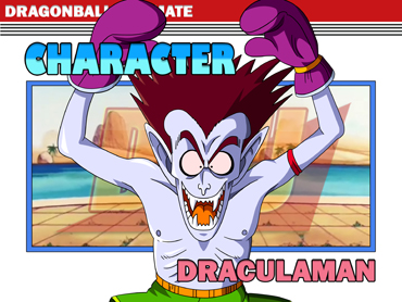 Draculaman