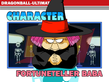 Fortuneteller Baba