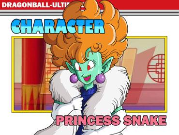 Princess Snake