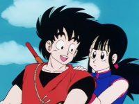 Gokū et Chichi préparent leur cérémonie