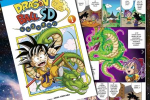 Dragon Ball SD Tome 1