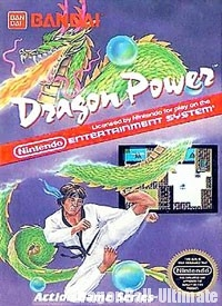 "La cover de ""Dragon Power"""