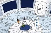 L'intérieur du vaisseau de Babidi
