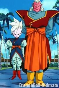 Kaiōshin et Kibito, dans la série TV