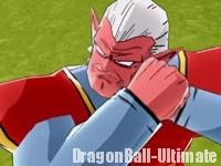 Kibito dans Dragon Ball Z : Budokai 3