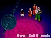 La Salle du Temps dans Dragon Ball Z