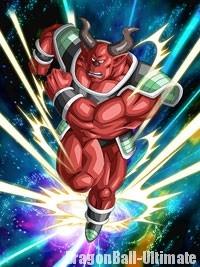 Artwork de Shisami pour Dokkan Battle