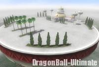Le palais de Dieu dans Zenkai Battle Royale