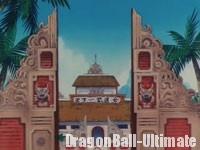 Le temple des arts martiaux