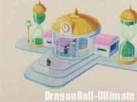 La Salle de l'Esprit et du Temps dans l'anime