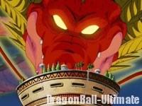 Ultimate Shenron invoqué au palais