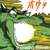 Yakon absorbant l'énergie de Gokū