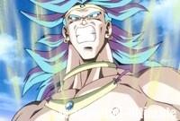 Broly ne peut se contenir face à Gokū