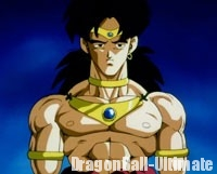 Broly, sous sa forme normale