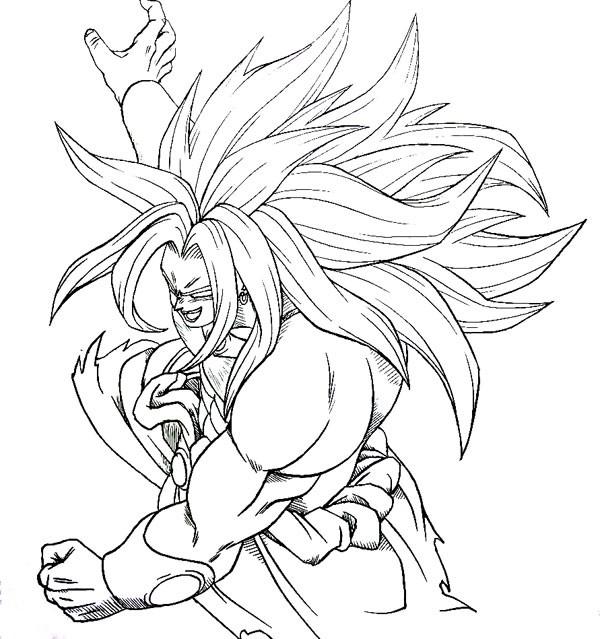 Broly Dragon Ball Z Dragon Ball Ultimate Dragonball