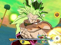 Broly Super Saiyan 3 dans Dragon Battlers