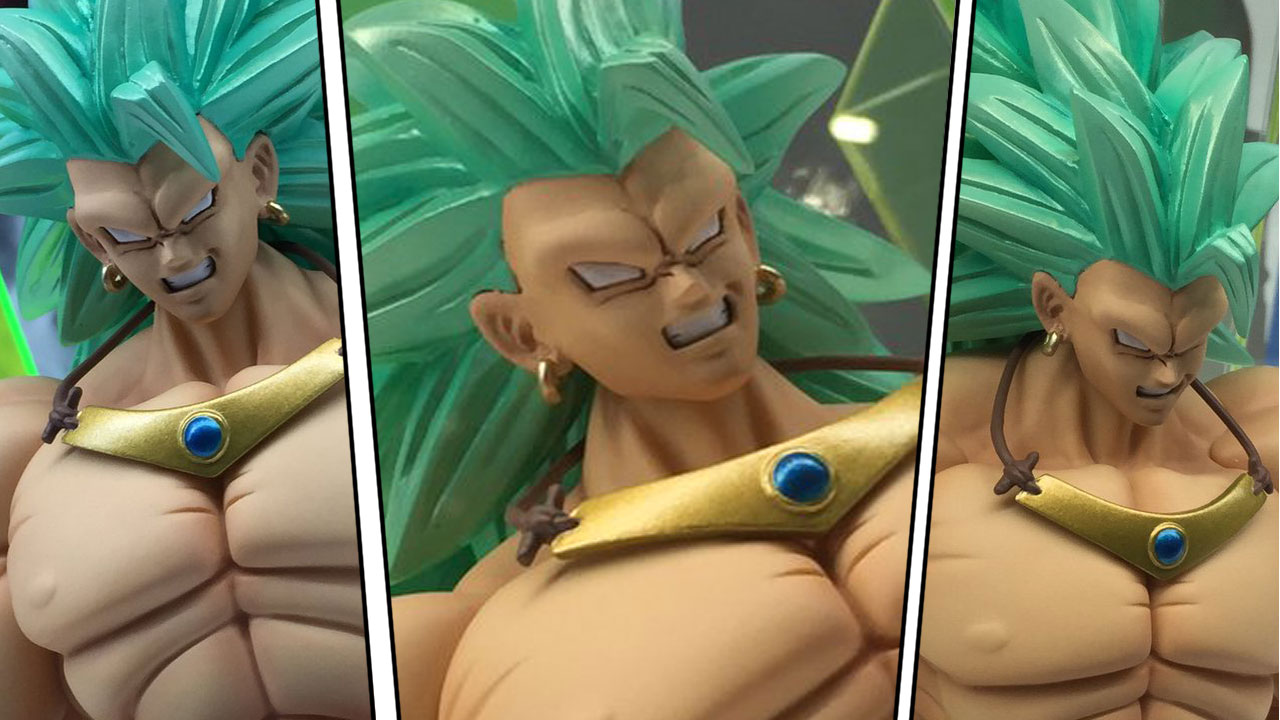 Nouvelles images de la Dimension of DragonBall de Broly SSJ3