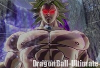 Broly en Villainous Mode