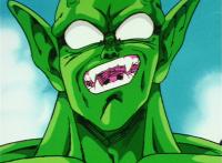 Piccolo dessiné par Satō-san en tant qu'animateur clé