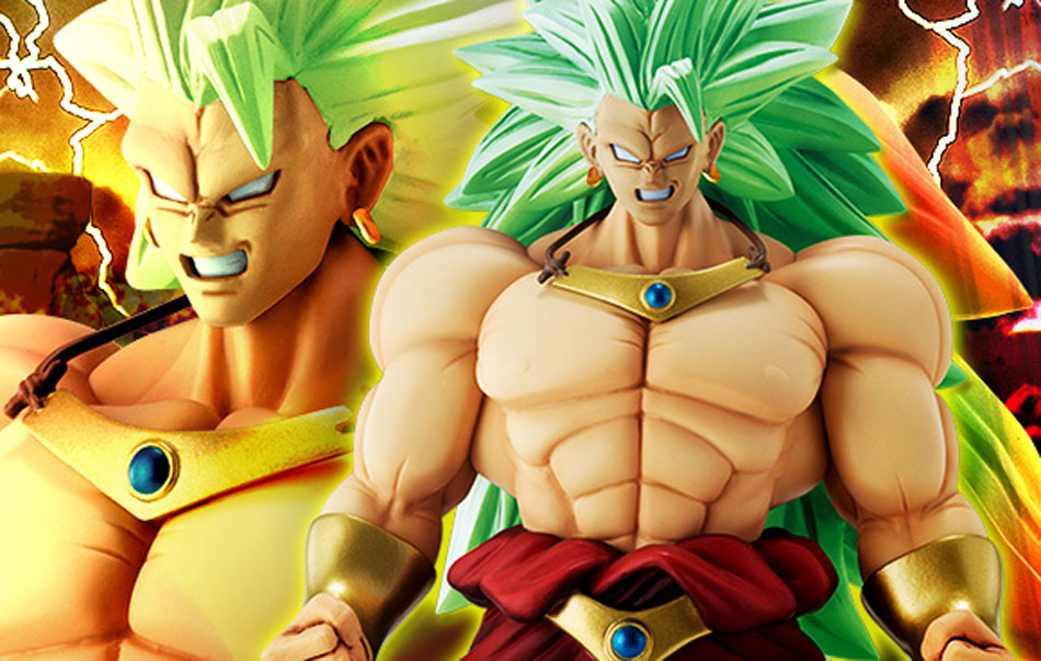 n Ball Broly Super Saiyan 3