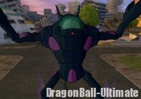 Le Dr. Uirō dans Sparking! Meteor