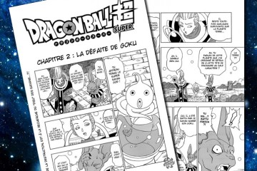 Dragon Ball Super Chapitre 02