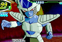 Frost dans Dragon Ball Heroes