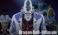 Le Dr. Kōchin et les autres docteurs dans Dragon Ball Heroes