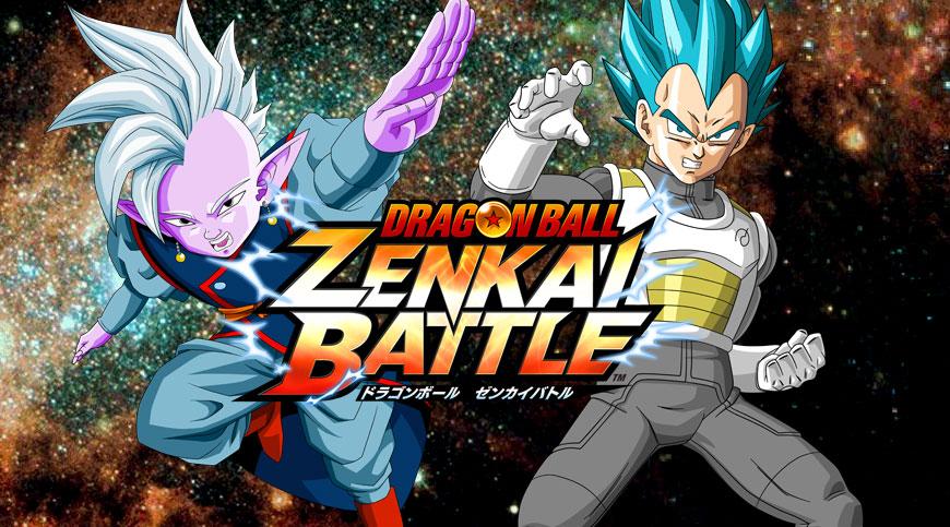 Kaiōshin et Vegeta SSGSS dans Dragon Ball : Zenkai Battle