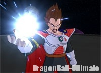 La Power Ball du roi Vegeta