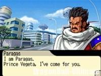 Paragus dans DBZ : Supersonic Warriors 2