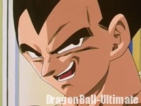 Baby a prit possession de Vegeta