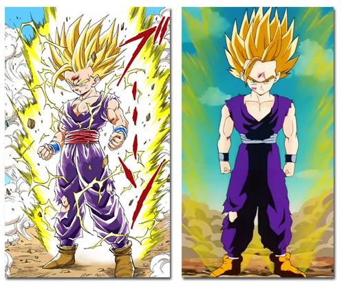 gohan-manga-anime-color