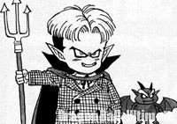 Ackman, dans le manga Go! Go! Ackman