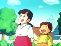 Chao et son petit-frère, dans cet anime