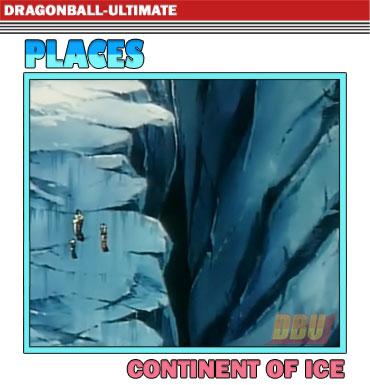 Le continent de glace