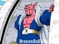 Dābura, le roi du royaume des démons