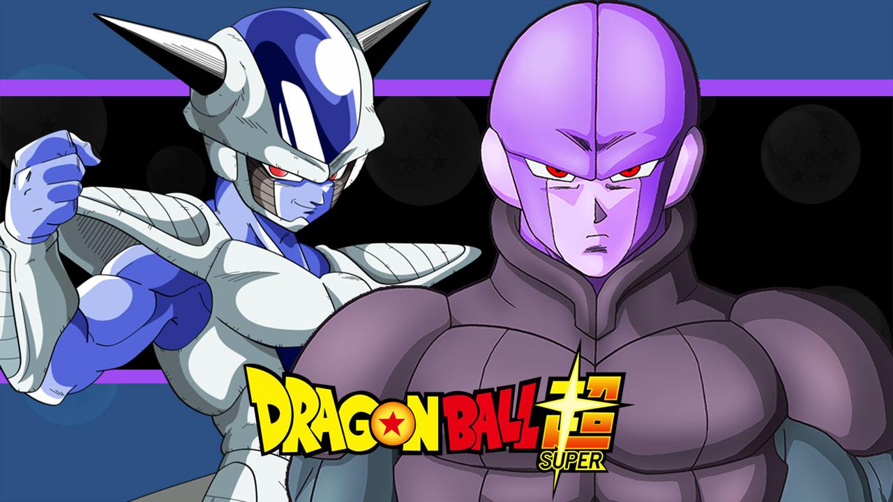 Les voix des nouveaux persos de Dragon Ball Super Part 1 & 2