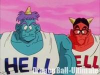 Gozu et Mezu, deux Onis de l'anime