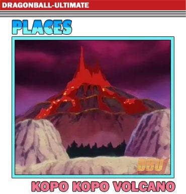 Kopo Kopo Volcano