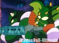 Les Majins dans le 2ème film Dragon Ball