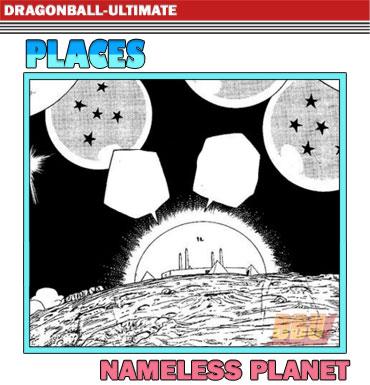 Nameless Planet