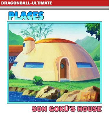 Son Goku's House