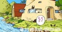 La maison de Gokū dans l'œuvre originale