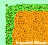 La carte du désert, sur Famicom