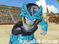 Un Cell Junior dans Budokai 3