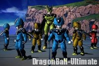 Les Cell Juniors dans Battle of Z