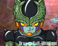 Cell-X Junior, dans Dragon Ball Online
